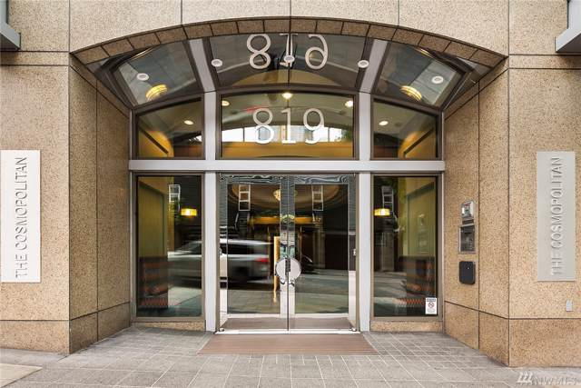 819 Virginia St #2502, Seattle, WA 98101 (#1531279) :: Real Estate Solutions Group