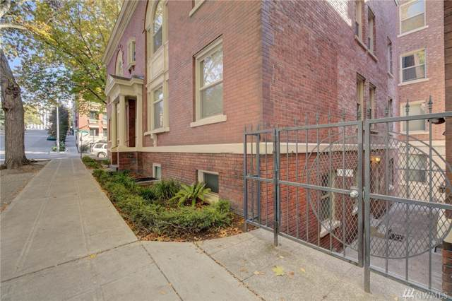 123 John St #16, Seattle, WA 98109 (#1531293) :: Better Homes and Gardens Real Estate McKenzie Group