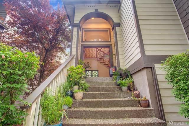 563 SE Andrews St B, Issaquah, WA 98027 (#1531328) :: Liv Real Estate Group