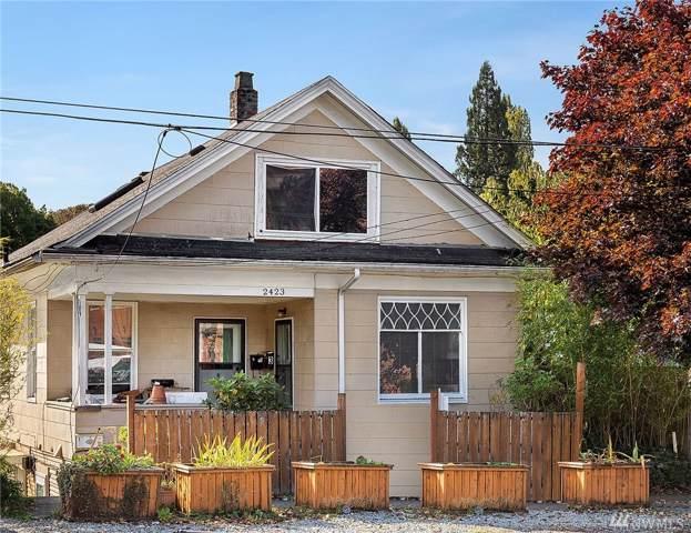 2423 S Walker St, Seattle, WA 98144 (MLS #1531339) :: Lucido Global Portland Vancouver