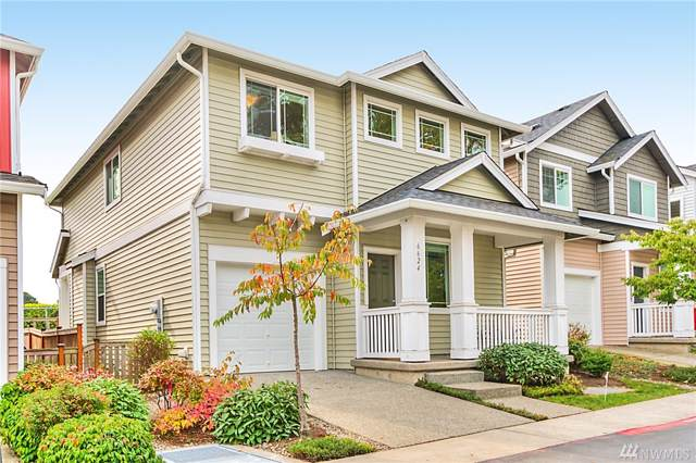 6624 High Point Dr SW, Seattle, WA 98126 (#1531475) :: Keller Williams Realty