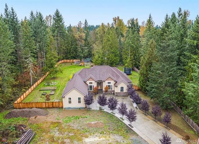 5419 214th St E, Spanaway, WA 98387 (#1531514) :: Chris Cross Real Estate Group