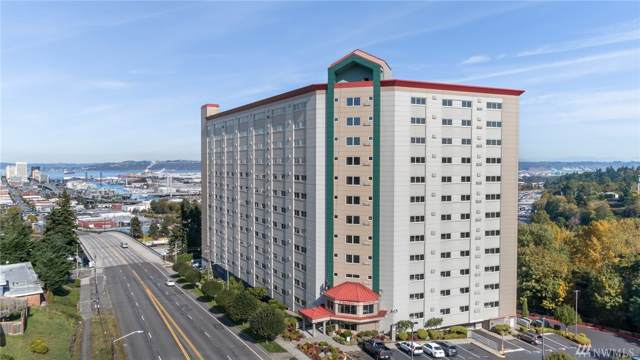 3201 Pacific Ave #105, Tacoma, WA 98418 (#1531533) :: NW Homeseekers