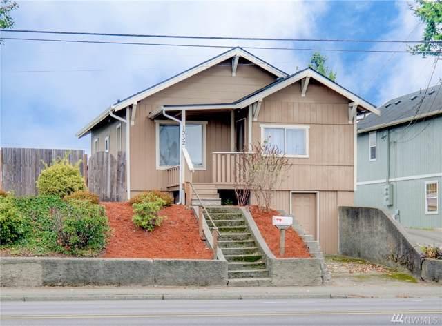 1332 Warren Ave, Bremerton, WA 98337 (#1531550) :: Mike & Sandi Nelson Real Estate