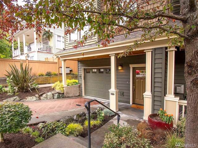 20 W Etruria St B, Seattle, WA 98119 (#1531552) :: Northern Key Team