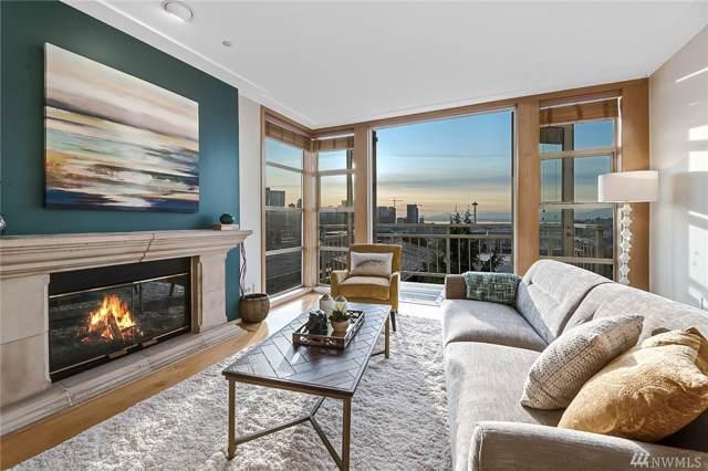 322 Belmont Ave E #503, Seattle, WA 98102 (#1531775) :: Mike & Sandi Nelson Real Estate