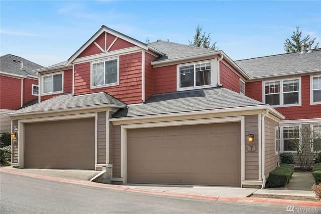 2840 139th Ave SE #7, Bellevue, WA 98005 (#1531778) :: Keller Williams Realty