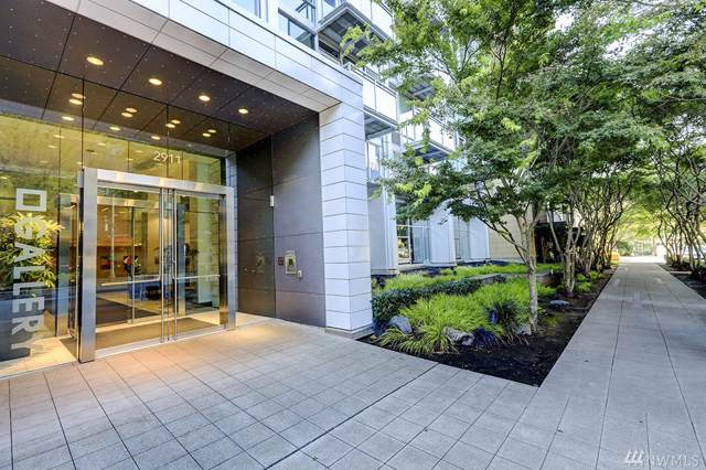 2911 2nd Ave #815, Seattle, WA 98121 (#1531823) :: Real Estate Solutions Group