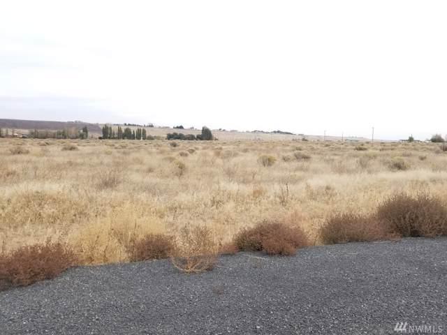 1-Lot NE Rd 7.8, Moses Lake, WA 98837 (#1531953) :: Mosaic Home Group