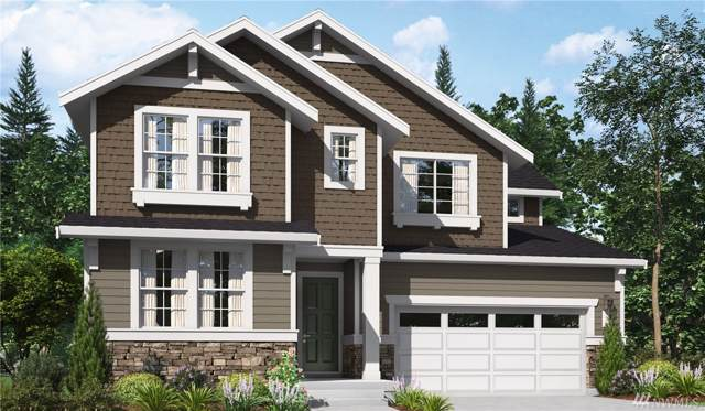 1412 S 274th (Lot 7) St, Des Moines, WA 98198 (#1531958) :: Keller Williams Realty