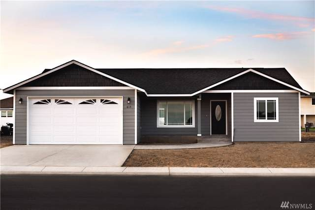 615 SW Q St, Quincy, WA 98848 (MLS #1531986) :: Nick McLean Real Estate Group