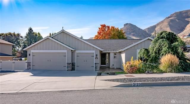 2123 Yarrow Rd., Wenatchee, WA 98801 (#1531990) :: Ben Kinney Real Estate Team