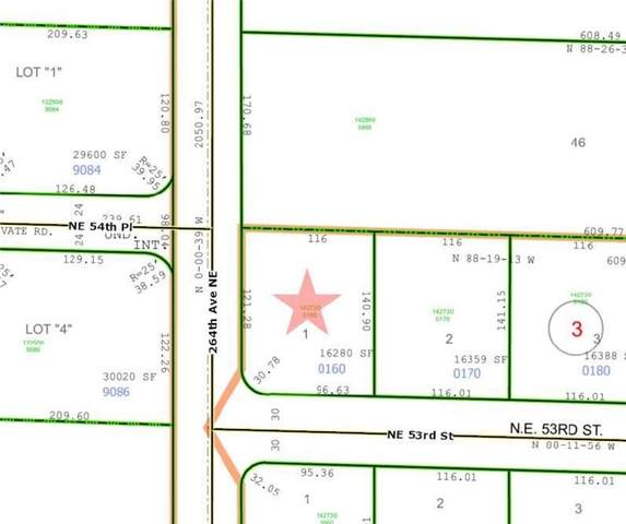 264 NE 53rd Street, Redmond, WA 98053 (#1532011) :: NextHome South Sound
