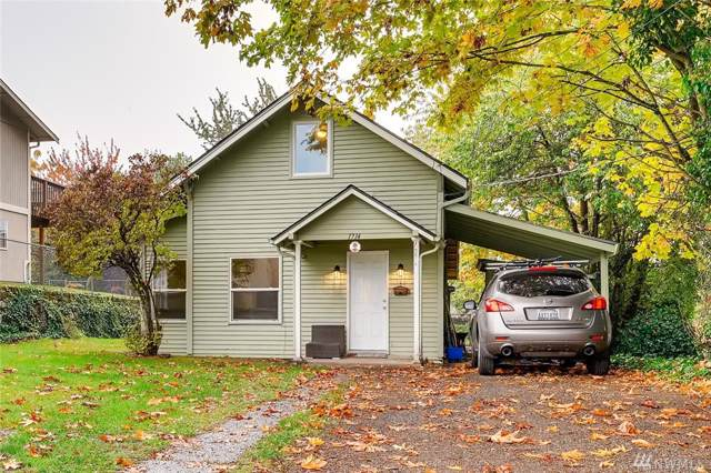1714 S 53rd St, Tacoma, WA 98408 (#1532087) :: Hauer Home Team
