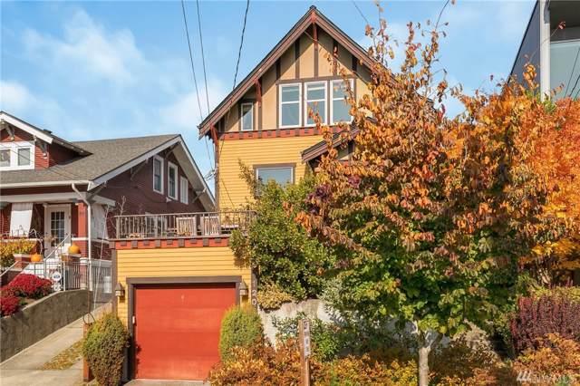 120 N 77th St, Seattle, WA 98103 (#1532172) :: Beach & Blvd Real Estate Group