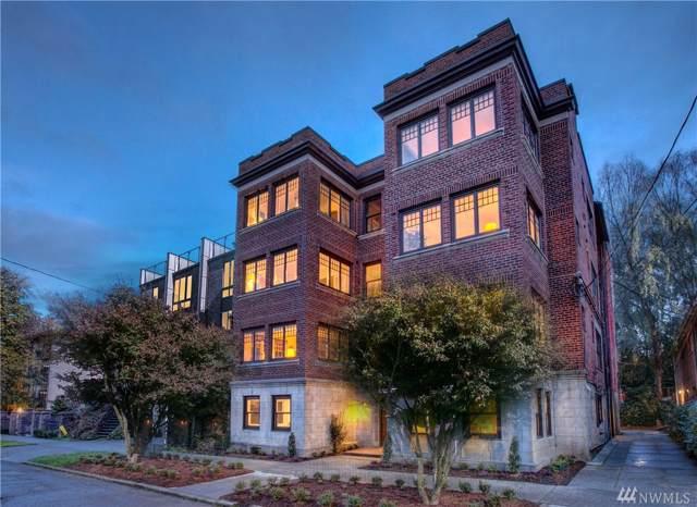 1112 Broadway East #201, Seattle, WA 98102 (#1532193) :: Mike & Sandi Nelson Real Estate