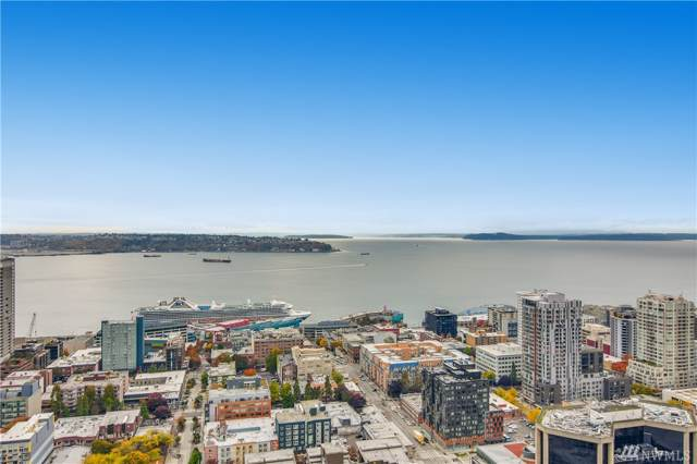 588 Bell St 501S, Seattle, WA 98121 (#1532203) :: Real Estate Solutions Group