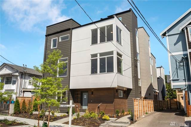 1806-B 25th Ave S, Seattle, WA 98144 (#1532279) :: Real Estate Solutions Group