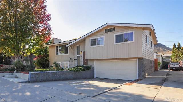 1120 Wedgewood Ave, Wenatchee, WA 98801 (#1532379) :: Mosaic Home Group