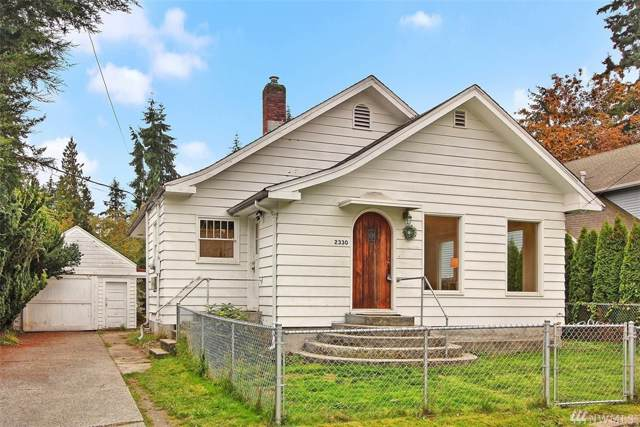 2330 Monroe Ave, Everett, WA 98203 (#1532405) :: Chris Cross Real Estate Group
