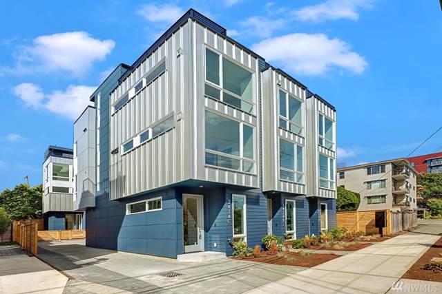 2414-B NW 64th St, Seattle, WA 98107 (#1532412) :: Chris Cross Real Estate Group