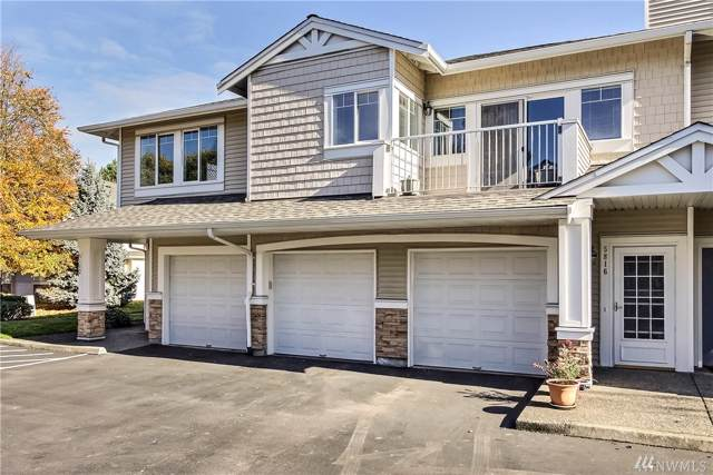 5816 S 232nd Place 7-3, Kent, WA 98032 (#1532422) :: Canterwood Real Estate Team
