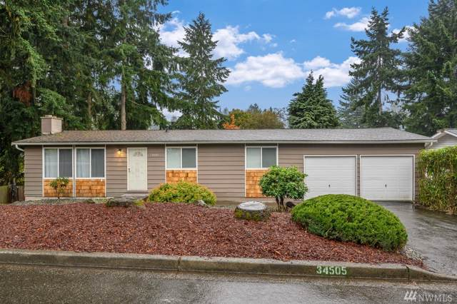 34505 25th Ave SW, Federal Way, WA 98023 (#1532453) :: Keller Williams Realty