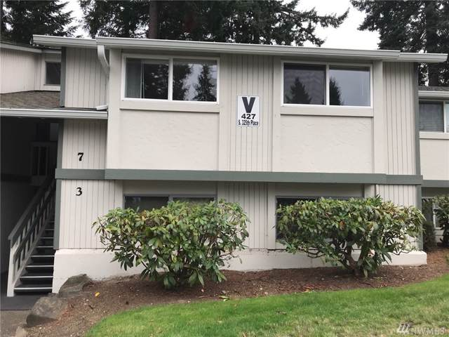 427 S 325th Place V7, Federal Way, WA 98003 (#1532497) :: Lucas Pinto Real Estate Group