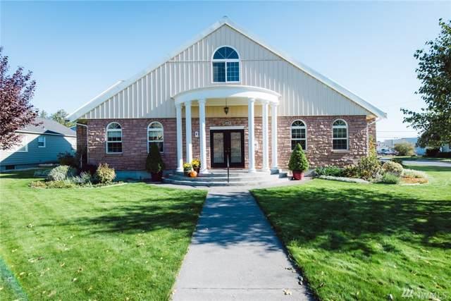 1080 SW C Street, Ephrata, WA 98823 (MLS #1532506) :: Nick McLean Real Estate Group