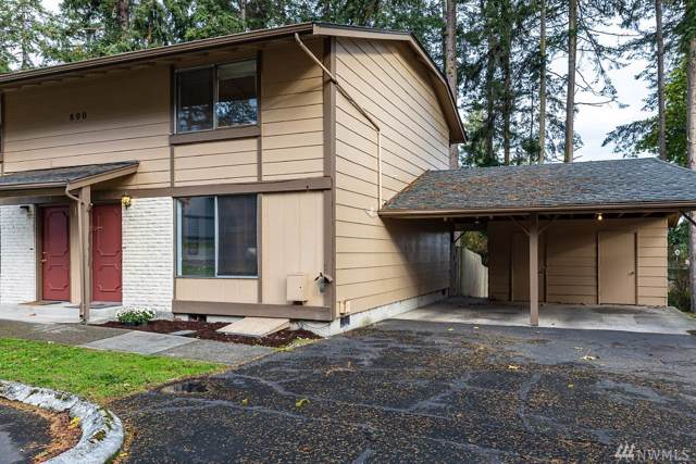 800 Harrier Circle 6F, Oak Harbor, WA 98277 (#1532511) :: Canterwood Real Estate Team
