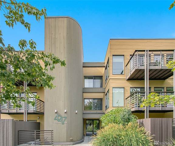 4217 Fremont Ave N #3, Seattle, WA 98103 (#1532517) :: Northern Key Team