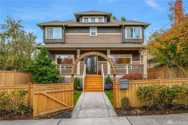 110-N 50th St, Seattle, WA 98103 (#1532655) :: Better Homes and Gardens Real Estate McKenzie Group