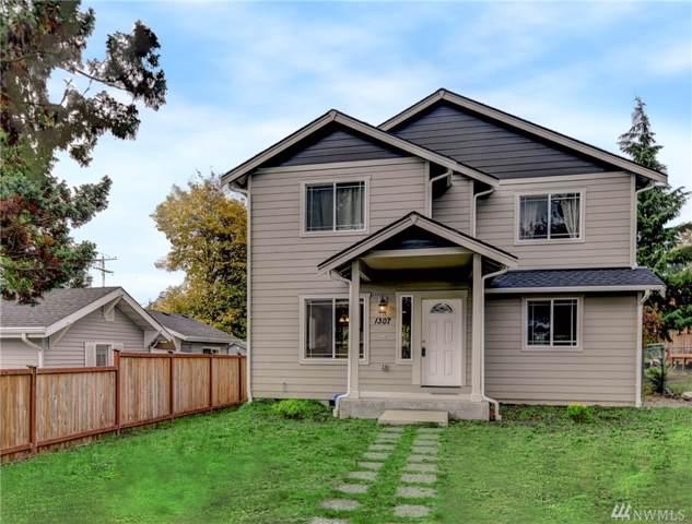 1307 E 67th St, Tacoma, WA 98404 (#1532692) :: Costello Team