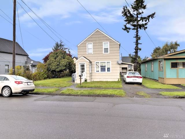 510 10th St, Hoquiam, WA 98550 (#1532709) :: McAuley Homes