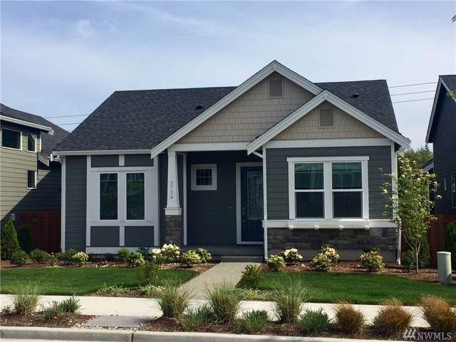 3645 Oakwood (Lot 54) St SE, Lacey, WA 98513 (#1532741) :: The Kendra Todd Group at Keller Williams