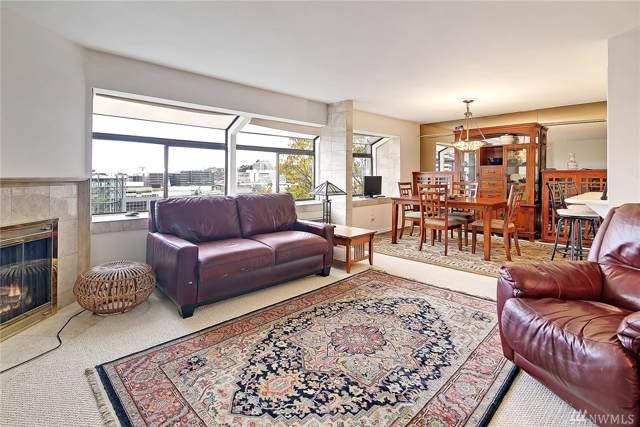 150 Melrose Ave E #307, Seattle, WA 98102 (MLS #1532771) :: Brantley Christianson Real Estate