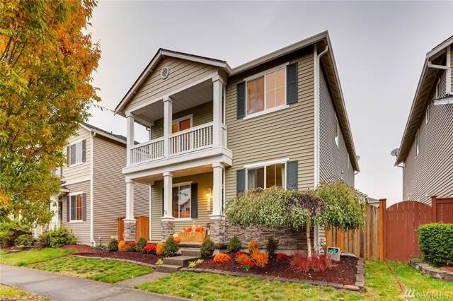 1447 50th St NE, Auburn, WA 98002 (#1532905) :: Hauer Home Team