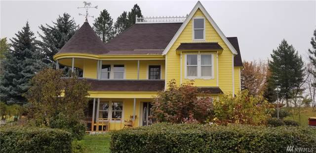 11 Springboard Ranch Rd, Winthrop, WA 98862 (#1532960) :: Costello Team