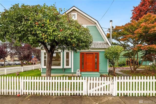 107 W 5th St, Arlington, WA 98223 (#1533035) :: Chris Cross Real Estate Group