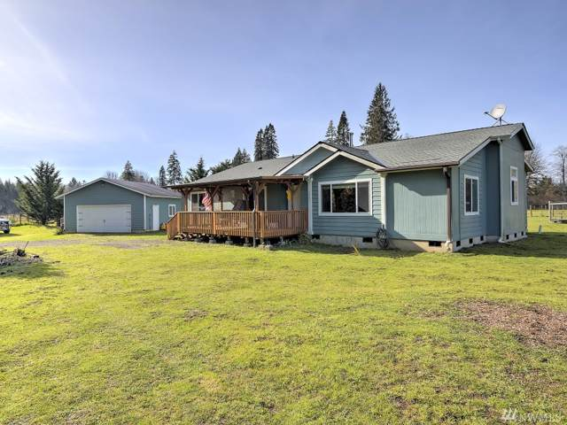 120 W Dry Bed Creek Rd, Matlock, WA 98560 (#1533152) :: Real Estate Solutions Group