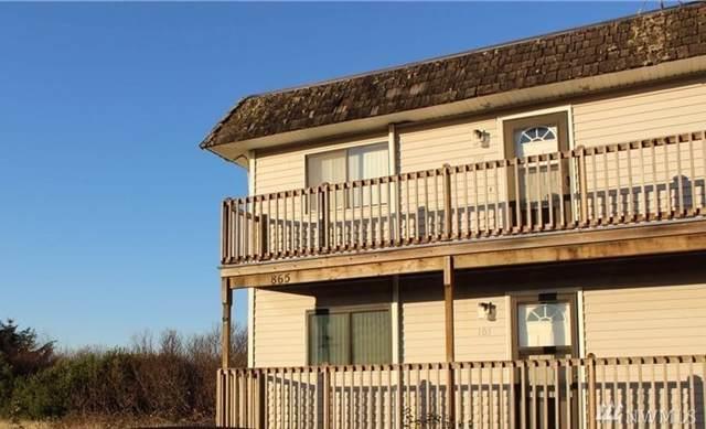 865 Cuddy Ct NW 101A, Ocean Shores, WA 98569 (#1533201) :: Ben Kinney Real Estate Team
