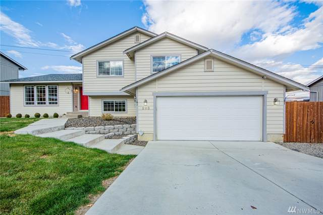 395 Saddlehorn Ave, Wenatchee, WA 98801 (#1533204) :: Mosaic Home Group