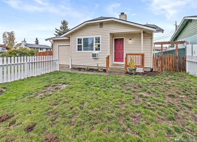 1701 E 60th St, Tacoma, WA 98404 (#1533225) :: Keller Williams Realty