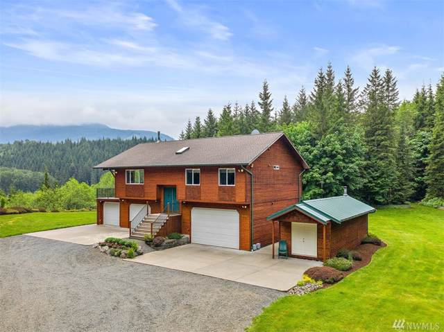 26920 Mountain Loop Hwy, Granite Falls, WA 98252 (#1533259) :: Chris Cross Real Estate Group