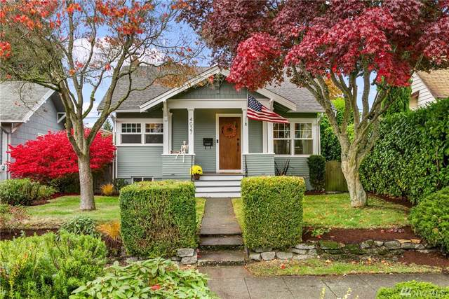 4027 42nd Ave SW, Seattle, WA 98116 (#1533278) :: Chris Cross Real Estate Group