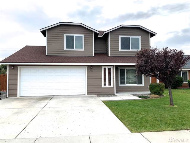 202 E Kristen Ave, Ellensburg, WA 98926 (#1533310) :: Ben Kinney Real Estate Team