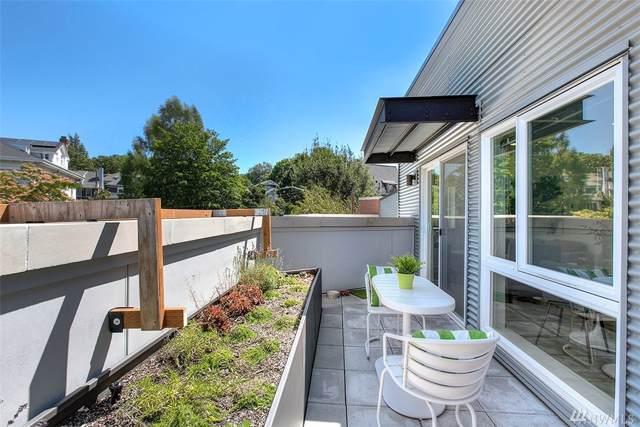 750 11th Ave E #505, Seattle, WA 98102 (#1533362) :: Beach & Blvd Real Estate Group
