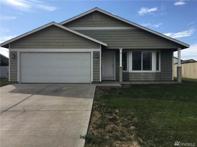819 Country Ave NE, Quincy, WA 98848 (#1533422) :: Ben Kinney Real Estate Team