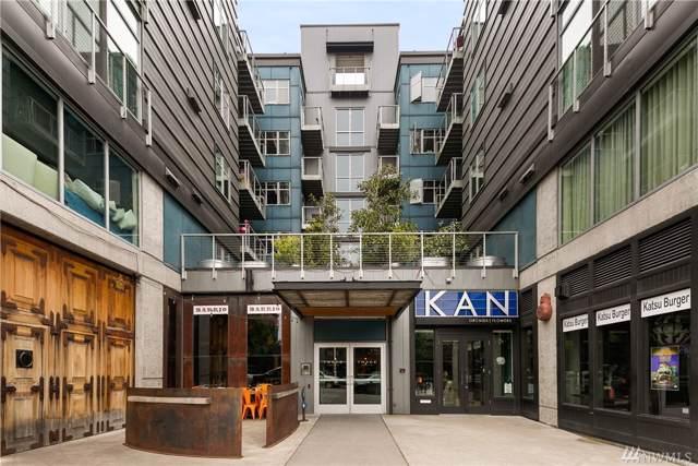 1414 12th Ave #517, Seattle, WA 98122 (#1533440) :: Mike & Sandi Nelson Real Estate