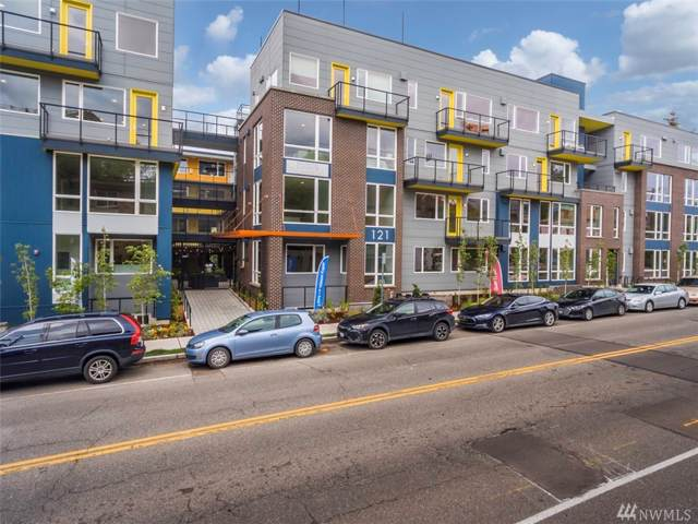 121 12th Ave E #504, Seattle, WA 98102 (#1533484) :: Real Estate Solutions Group